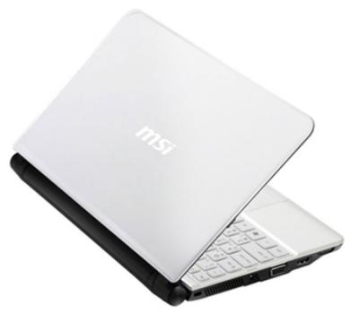 Ноутбук MSI U180-229XBY