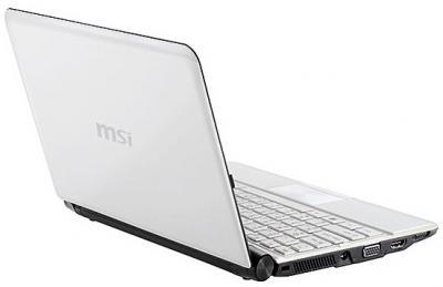 Ноутбук MSI U180-262XBY