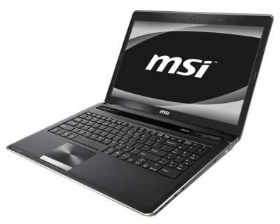 Ноутбук MSI CR640-852XBY