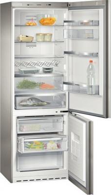 Холодильник с морозильником Siemens KG49NS20 - общий вид
