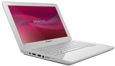 Ноутбук Lenovo IdeaPad S206 (59342437) - общий вид