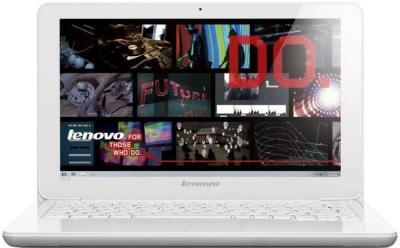 Ноутбук Lenovo IdeaPad S206 (59342437) - фронтальный вид