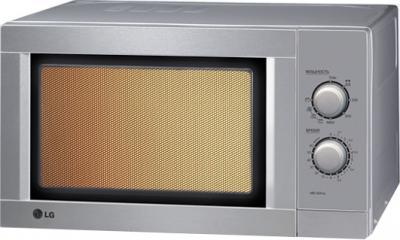 Микроволновка LG MB4024JL - общий вид