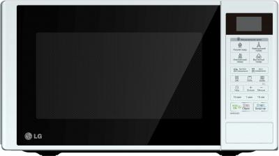 Микроволновая печь LG MB4042D - вид спереди
