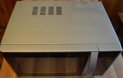 Микроволновая печь LG MB4342BS - вид сверху