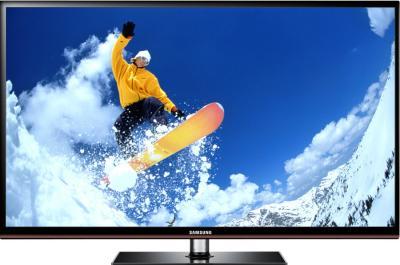 Телевизор Samsung PS43E497B2K - вид спереди