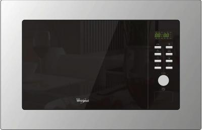 Микроволновая печь Whirlpool AMW 100 IX - вид спереди