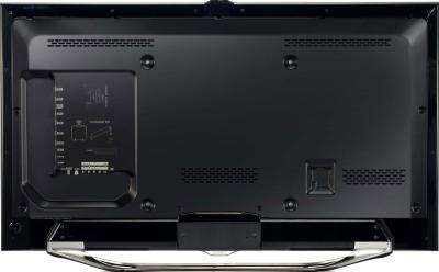 Телевизор Samsung UE55ES8007U - вид сзади