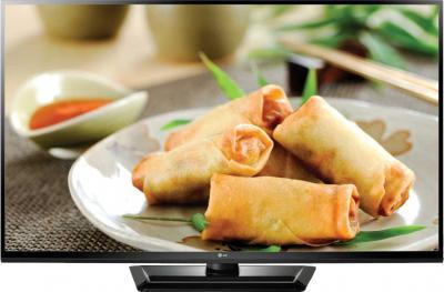 Телевизор LG 50PA4500 - вид спереди