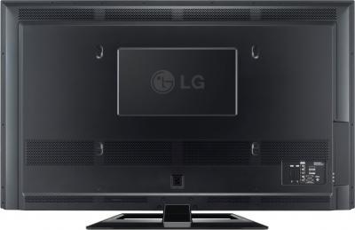 Телевизор LG 50PA4500 - вид сзади