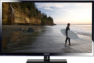 Телевизор Samsung PS51E537A3K - вид спереди
