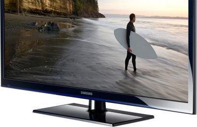 Телевизор Samsung PS51E537A3K - подставка