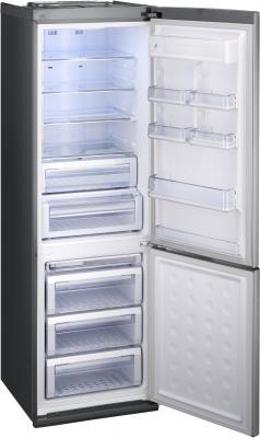 Холодильник с морозильником Samsung RL57TEBIH1 - общий вид