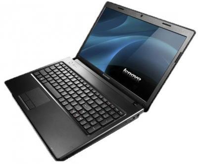 Ноутбук Lenovo IdeaPad G575 (59339454) - общий вид
