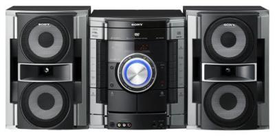 Минисистема Sony MHC-RV222DA - общий вид