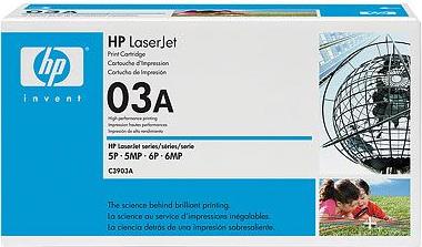 Тонер-картридж HP 03A (C3903A) - общий вид