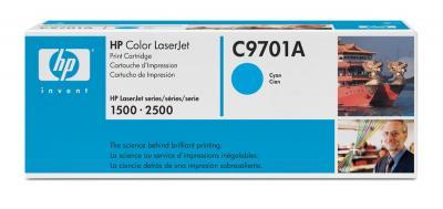Тонер-картридж HP C9701A - общий вид