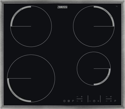 Индукционная варочная панель Zanussi ZEI 6640 XBA - общий вид