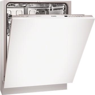Посудомоечная машина AEG F78022VI0P - общий вид