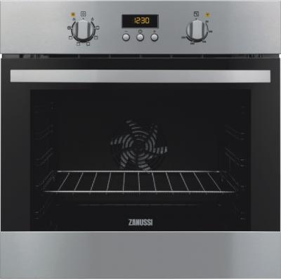 Электрический духовой шкаф Zanussi ZOA 35701 XK - общий вид