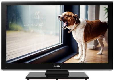 Телевизор Toshiba 26KL933 - вид спереди