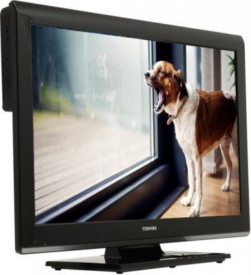 Телевизор Toshiba 26KL933 - вид слева