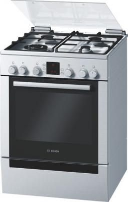 Кухонная плита Bosch HGV645250R - общий вид