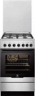 Кухонная плита Electrolux EKK51300OX - общий вид