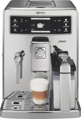 Кофемашина Philips Saeco Xelsis Digital ID (HD8946/09) - общий вид