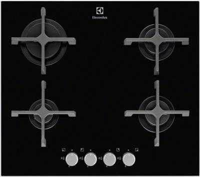 Газовая варочная панель Electrolux EGT6342NOK - общий вид
