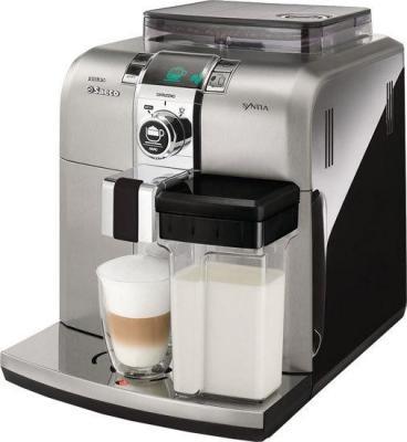 Кофемашина Philips Syntia Cappuccino HD8839/32 (Black) - общий вид