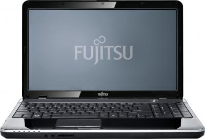 Ноутбук Fujitsu LIFEBOOK AH531 (AH531MRNA5RU) - спереди