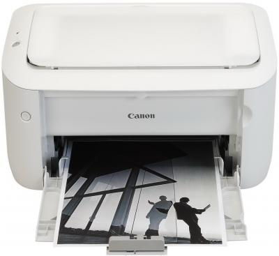 Принтер Canon i-SENSYS LBP6000 White - общий вид