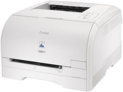 Принтер Canon i-SENSYS LBP5050n - общий вид