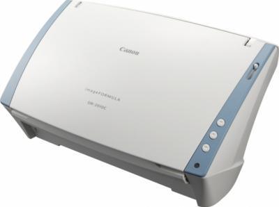 Протяжный сканер Canon DR-2010C - общий вид