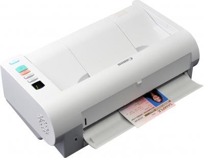 Протяжный сканер Canon DR-M140 - общий вид