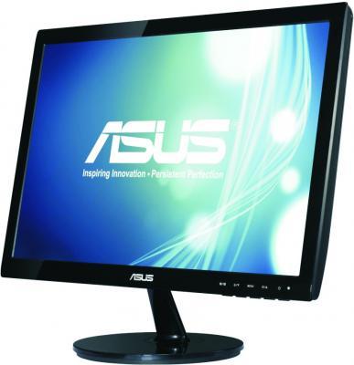 Монитор Asus VS197D - общий вид
