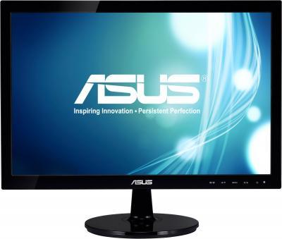 Монитор Asus VS198D - общий вид
