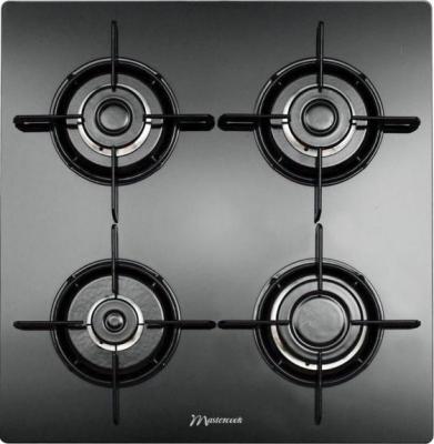 Газовая варочная панель MasterCook CMPW-4GLS - общий вид