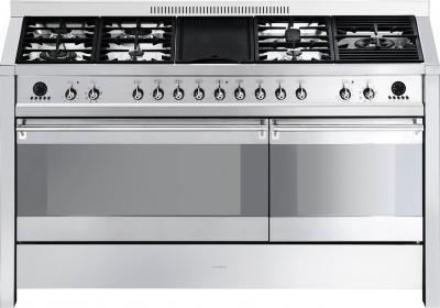 Кухонная плита Smeg A5-8 - общий вид