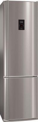 Холодильник с морозильником AEG S83600CMM0 - общий вид