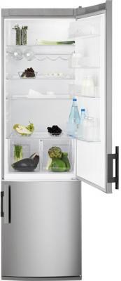 Холодильник с морозильником Electrolux EN4000AOX - общий вид