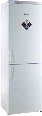 Холодильник с морозильником Swizer DRF-119-WSP - общий вид