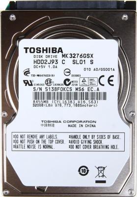 Жесткий диск Toshiba 76GSX 320GB (MK3276GSX) - общий вид