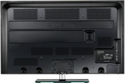 Телевизор Samsung PS60E557D1K - вид сзади