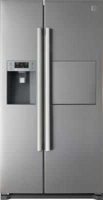 Холодильник с морозильником Daewoo FPN-X22F2VI - общий вид