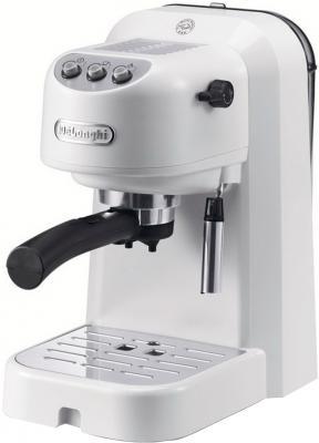 Кофеварка эспрессо DeLonghi EC 250.W - общий вид