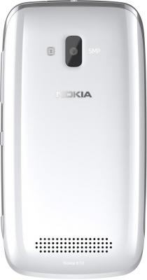 Смартфон Nokia Lumia 610 (White) - задняя панель