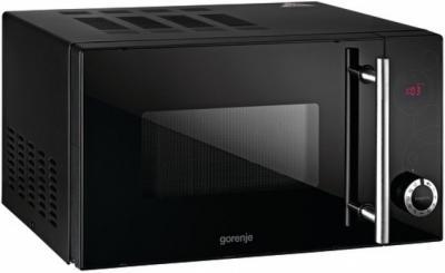 Микроволновая печь Gorenje SMO20DGB - вид сбоку