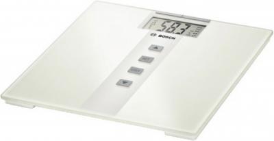 Напольные весы электронные Bosch PPW3330 SlimLine Analysis Plus - общий вид